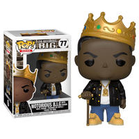 ファンコ ポップ 『ノトーリアス・B.I.G.』ウィズ クラウン  FUNKO POP! Notorious B.I.G. with Crown