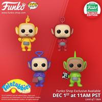 ファンコ ポップ  テレタビーズ 4種セット  Funko Pop! TELETUBBIES Set of 4