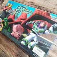 1999年 トイストーリー2 マテル社製ボードゲーム『Toy Story 2 Cone Crossing Game』