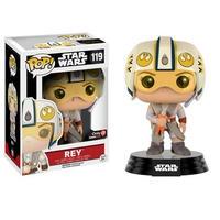 ファンコ ポップ  「スターウォーズ」レイ FUNKO  POP! Star Wars  Rey (X-Wing Helmet)
