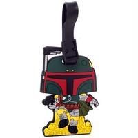 ファンコ スターウォーズ ボバ・フェット  バッグ・タグ Funko Star Wars Boba Fett Luggage Tag