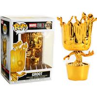 ファンコ ポップ マーベル10周年 グルート(ゴールド)  Funko Pop! Marvel Studios The First Ten Years Groot (GOLD )