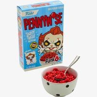 """ファンコ『IT/イット """"それ""""が見えたら、終わり。』ペニーワイズ  ポケット ポップ入り シリアル FunkO's Cereal With Pocket Pop! PENNYWISE"""
