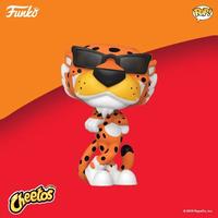 ファンコ  ポップ  チートス チェスターチーター  FUNKO POP!  Cheetos Chester Cheetah