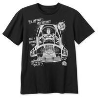 トイストーリー  バズ・ライトイヤー 【グローインザダーク】 Tシャツ 【MENS】 TOY STORY Glow In The Dark T-shirt