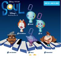 ピクサー「ソウルフルワールド」 USマクドナルド ハッピーセット 6種セット Pixar SOUL McDonald's Happy Meal Toy Set of 6