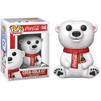 ファンコ ポップ  コカ・コーラ ポーラーベア FUNKO  POP!   Coca-Cola Polar Bear