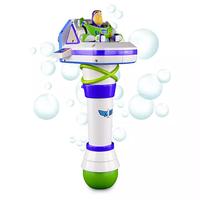 トイストーリー バズのスペースシップ トーキング・シャボン玉マシーン Buzz Lightyear Light-Up Bubble Wand