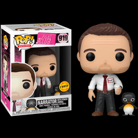ファンコ  ポップ 『ファイト・クラブ』ナレーター 【CHASE版】 FUNKO POP!  FIGHT CLUB Narrator with Power Animal