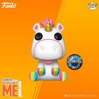 ファンコ ポップ FUNKO POP! 『怪盗グルー』  フラッフィ Despicable Me   Fluffy (Rainbow Hooves)