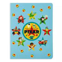 ピクサー ノートパッド(付箋セット)The World of Pixar Notepad Set