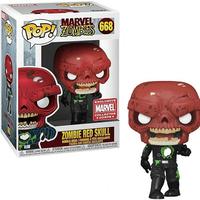 ファンコ ポップ マーベル・ゾンビーズ ゾンビ レッドスカル Funko POP! Marvel Zombie Red Skull