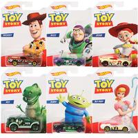 トイストーリー  WALMART限定 ホットウィール  6台セット Toy Story  Hot Wheels  set of 6