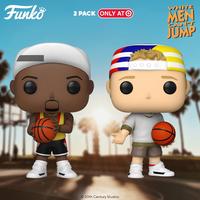 ファンコ ポップ  映画『ハード・プレイ』2体セット FUNKO  POP! Pop! Movies- White Men Can't Jump