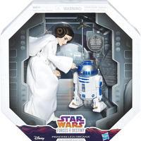『スター・ウォーズ/フォース・オブ・デスティニー』 プリンセス・レイア プラチナムエディション  Star Wars Forces of Destiny Princess Leia