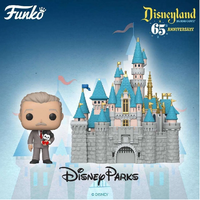ファンコ ポップ ディズニーランド65周年 「眠りの森の美女のお城 & ウォルトディズニー」 Funko Pop! Disneyland 65th Anniversary