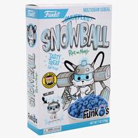 ファンコ『リック&モーティ 』スノーボール の ポケット ポップ入り シリアル FunkO's Cereal With Pocket Pop! RICK AND MORTY