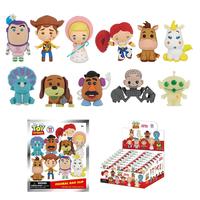 トイストーリー フィギュア キーチェーン Monogram Toy Story  Figural Keyring