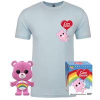 ファンコ  ポップ  『ケアベア』チア・ベア  Tシャツセット Funko POP! & Tshirt  Care Bears Cheer Bear
