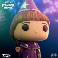 ファンコ ポップ  ストレンジャー・シングス3   ウィル(グロー版)  FUNKO POP!  STRANGER THINGS   Will The Wise -Glow- (Exclusive)