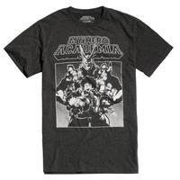 『僕のヒーローアカデミア』MY HERO ACADEMIA  Tシャツ HEROES