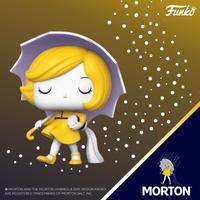 ファンコ  ポップ  モートン ソルト・ガール  FUNKO POP!  MORTON SALT GIRL