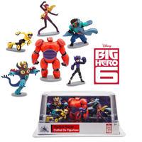 ベイマックス フィギュア プレイセット  Big Hero 6   Figure  Set ~ 6 piece