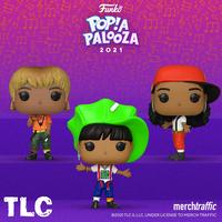 ファンコ ポップ    『TLC』What About Your Friends 3体セット Funko Pop! Music:  TLC    set of 3