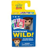 ファンコ ポップ カードゲーム SOMETHING WILD トイストーリー ウッディ