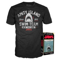 ファンコ VHSパッケージTシャツ 『ジョーズ』 Funko Tee: VHS - JAWS