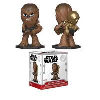 ファンコ  ミステリーミニ 『スターウォーズ』チューバッカ w/ C-3PO  Funko Star Wars Mystery Minis CHEWBACCA
