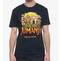 映画『ジュマンジ/ネクスト・レベル』 Tシャツ