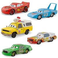 ディズニー・ピクサー カーズ トゥーン「Deluxe Piston Cup Set」 Disney Store 1/43 ダイキャストカー5台セット