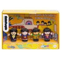 フィッシャープライス リトルピープル 「ザ・ビートルズ」   Fisher Price The Beatles Yellow Submarine Little People®