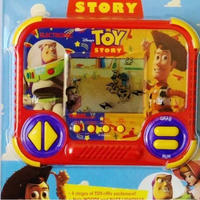 トイストーリー 1996年 Tiger社 LCDゲーム 液晶ゲーム