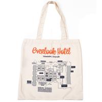 シャイニング Overlook Hotel Map トートバッグ