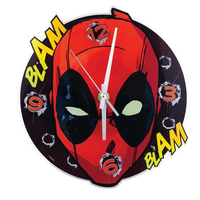 デッドプール 掛け時計 Marvel's Deadpool Wall Clock