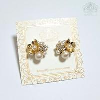 Gold Flower Petite