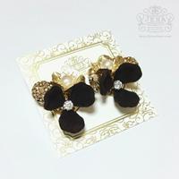 Velvet Flower series 【brown】