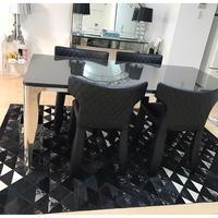 TOYOkitchen テーブル&椅子 4点セット