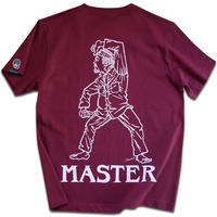 【1月31日受注終了】THE KARATE MASTER T-SHIRTS ver.Reverse