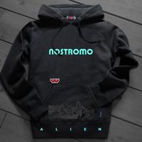 【1月31日受注終了】映画エイリアン40周年 THE NOSTROMO LV-426 HOODY ver.蓄光ブルー