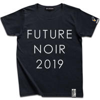 FUTURE NOIR 2019 T-SHIRTS/Vintage Black