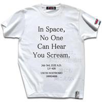 【映画エイリアン40周年】ALIEN IN SPACE... T-SHIRTS