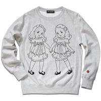 【XXLサイズを追加!】THE OVERLOOK TWINS SWEAT
