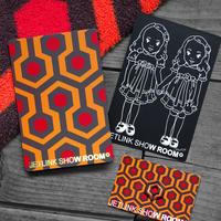 【購入特典A】 どれでも1点お買物で、特製アートカード&ステッカー(非売品)を無料プレゼント!