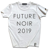 FUTURE NOIR 2019 T-SHIRTS/Vanilla White