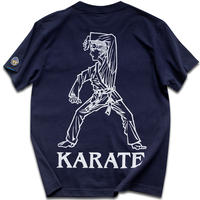 【1月31日受注終了】THE KARATE BEGINNING T-SHIRTS ver.Reverse