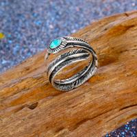 stone ring turquoise