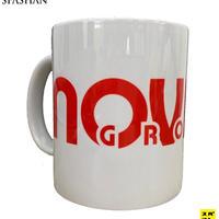 【SPASHAN】NOVITEC オリジナル限定マグカップ 『シンプルロゴデザイン』